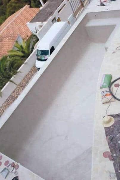 concrete pool grand