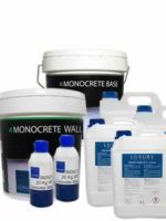 Kit microcemento pared azulejos