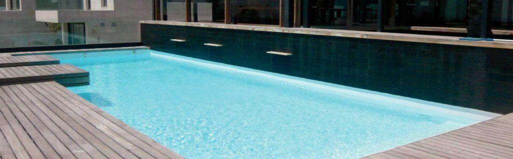 Concrete Pool Medium Piscinas