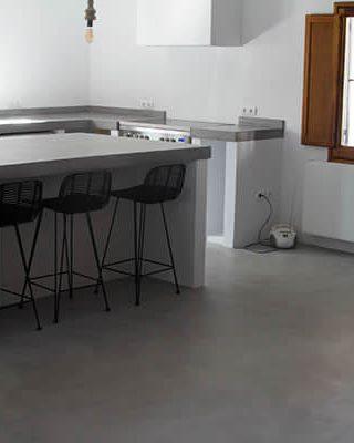 Cemento pulido Kit 25 m2