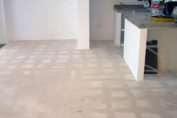 concrete base suelo segunda mano