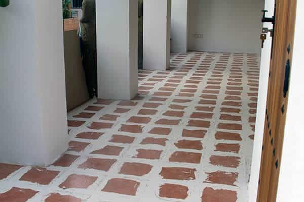 concrete suelo base