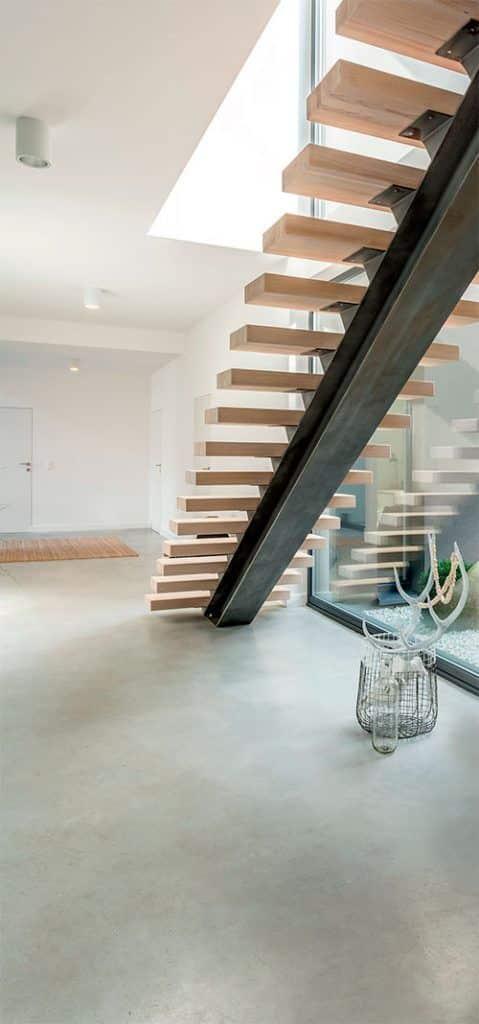 Casas con encanto Microcemento para la decoración. 2