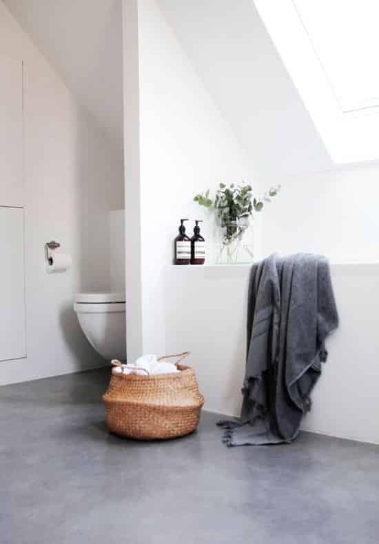 Microcemento baños 4