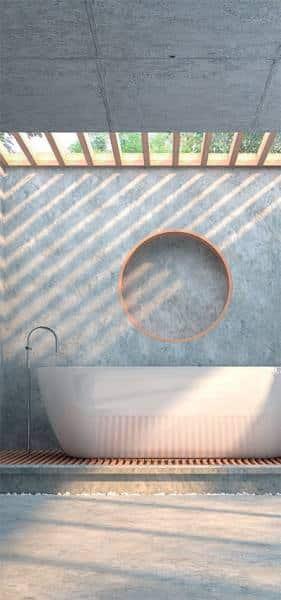 Microcemento baños 3